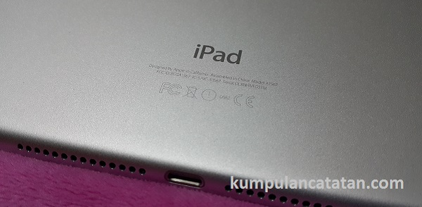 Cara Mengetahui Generasi iPad