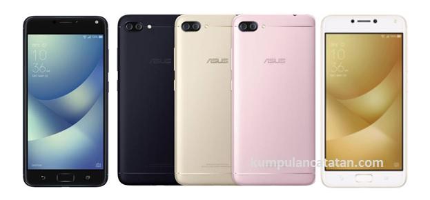 Spesifikasi ASUS Zenfone 4 Max Pro