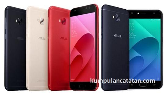Spesifikasi ASUS Zenfone 4 Selfie Pro (ZD552KL)