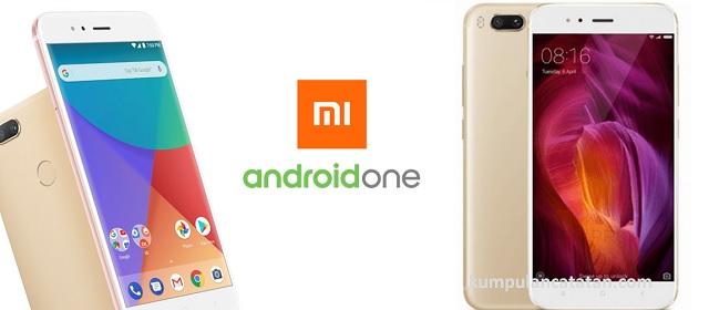 Spesifikasi Xiaomi Mi A1 (Xiaomi Android One)