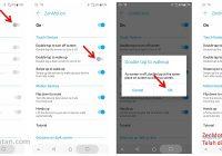 Cara mengaktifkan Zenmotion ASUS pada Zenfone Live ZA550KL