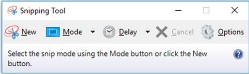 Cara Menggunakan Snipping Tool di Windows 10