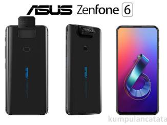 Spesifikasi Zenfone 6 dan Harganya
